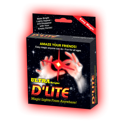 D'Lite Red Ultra Bright