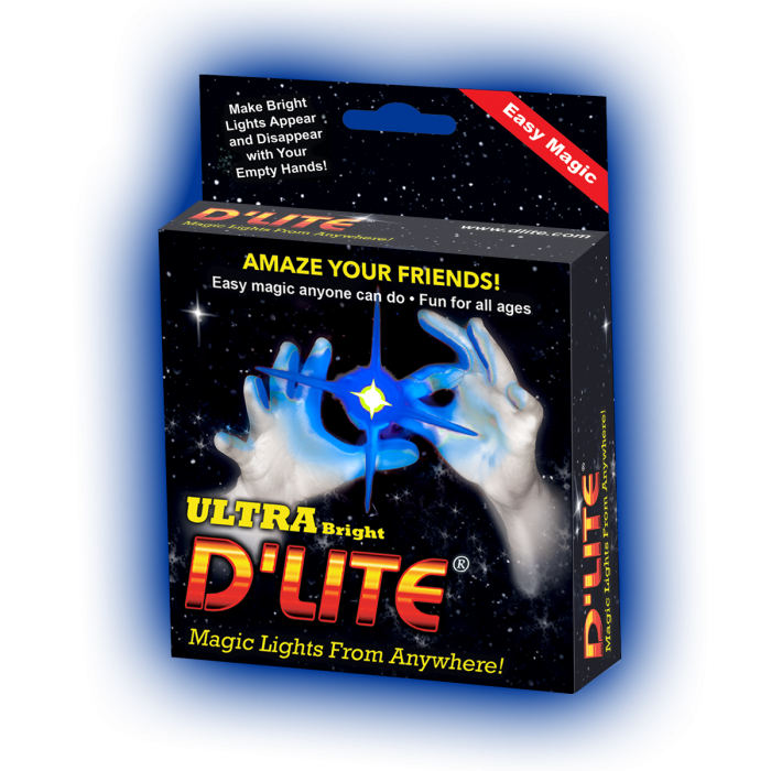 D'Lite Blue Ultra Bright