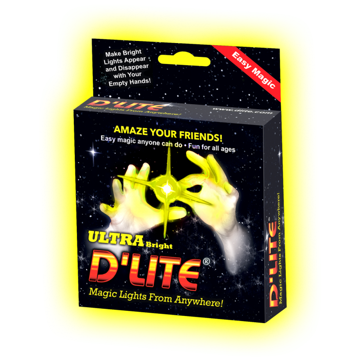 D-Lite Yellow Ultra Bright