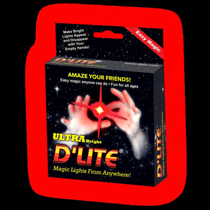DAZZLE D-Lite Red