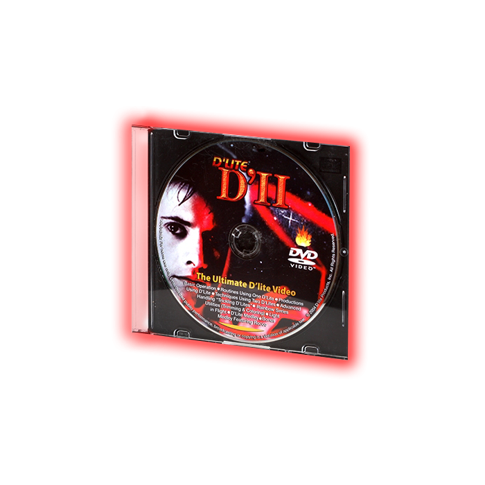 D-Lite DII Instructional DVD