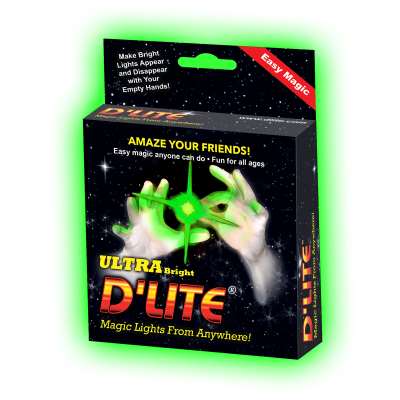 D'Lite Green Ultra Bright